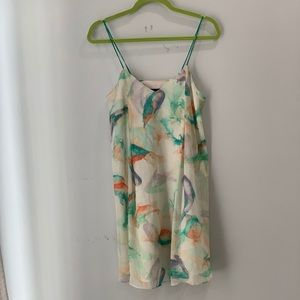 Zara fun flirty sun dress size XS